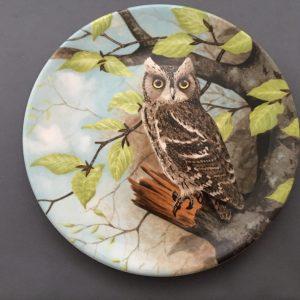Coalport The Wise Owl