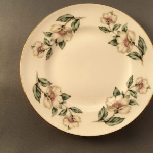 """Crown Staffordshire """"Christmas Roses"""""""