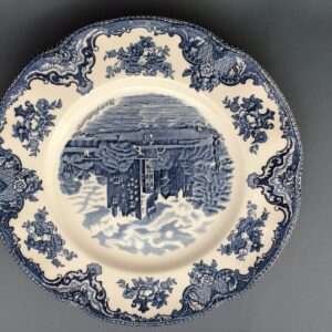 """Johnson Brothers """"Old Britain Castles"""" Blue"""