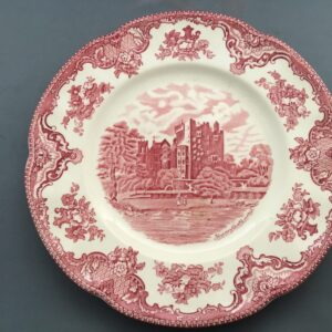 """Johnson Brothers """"Old Britain Castles"""" Pink"""
