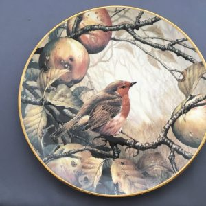 Wedgwood RSPB Centenary Plate Collection