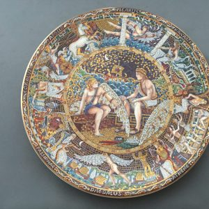 Royal Worcester Legends of Ancient Greece Collection.
