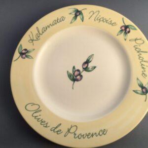 "Johnson Brothers ""Olives de Provence"""