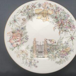 """Royal Worcester """"Secret Garden"""""""