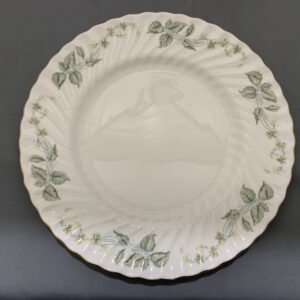 """Minton """"Greenwich"""" Fluted Edge"""