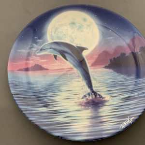 Danbury Mint Day of the Dolphin