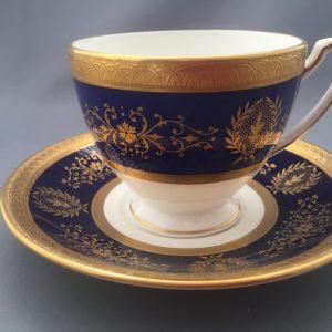 Lady Anne Cobalt Blue