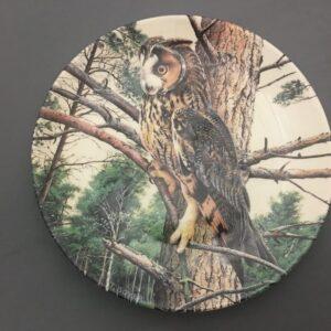 Wedgwood The Majesty of Owls