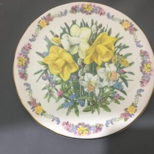 Royal Graton Fields of Hope Collectors Plate