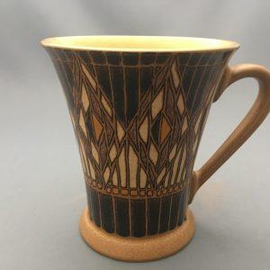 Gatsby Deco Mug