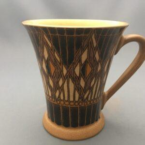 "Denby ""Gatsby: Deco Mug"