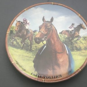 Royal Worcester Great Racehorses