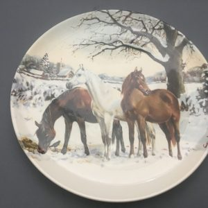Spode The Noble Horse Christmas Collection