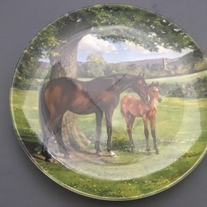 Spode The Noble Horse Collection.
