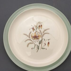 """Wedgwood """"Tiger Lily"""""""