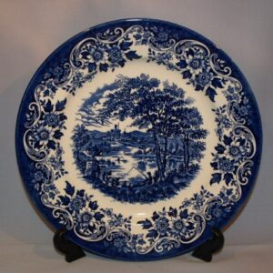 "Broadhurst ""The English Scene Blue"""