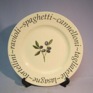 "Creative Tableware ""Italian"""