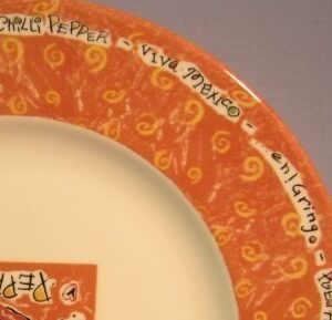 "Creative Tableware ""Mexican"""
