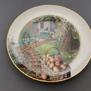 Franklin Mint The Garden Year Collection