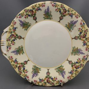 Vintage Cake Plates