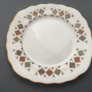 Vintage Tea / Side Plates.