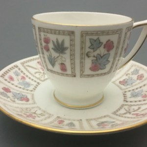 Vintage Coffee Cups and Saucers.